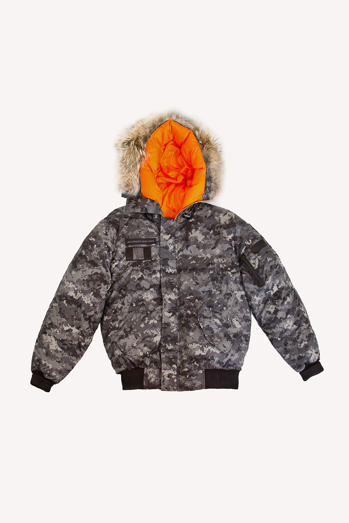 Canada Goose langford parka online discounts - Canada Goose x October's Very Own OVO Chilliwack Bomber Jacket ...