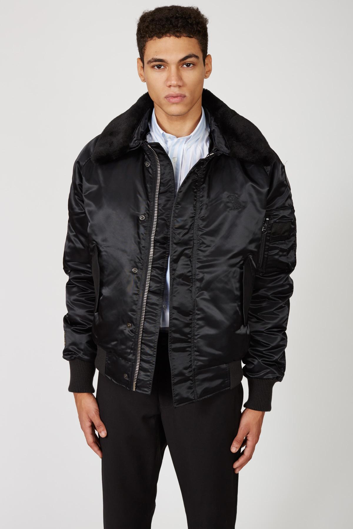 Canada Goose chateau parka outlet store - Canada Goose x October's Very Own Men's Foxe Bomber - MEN ...