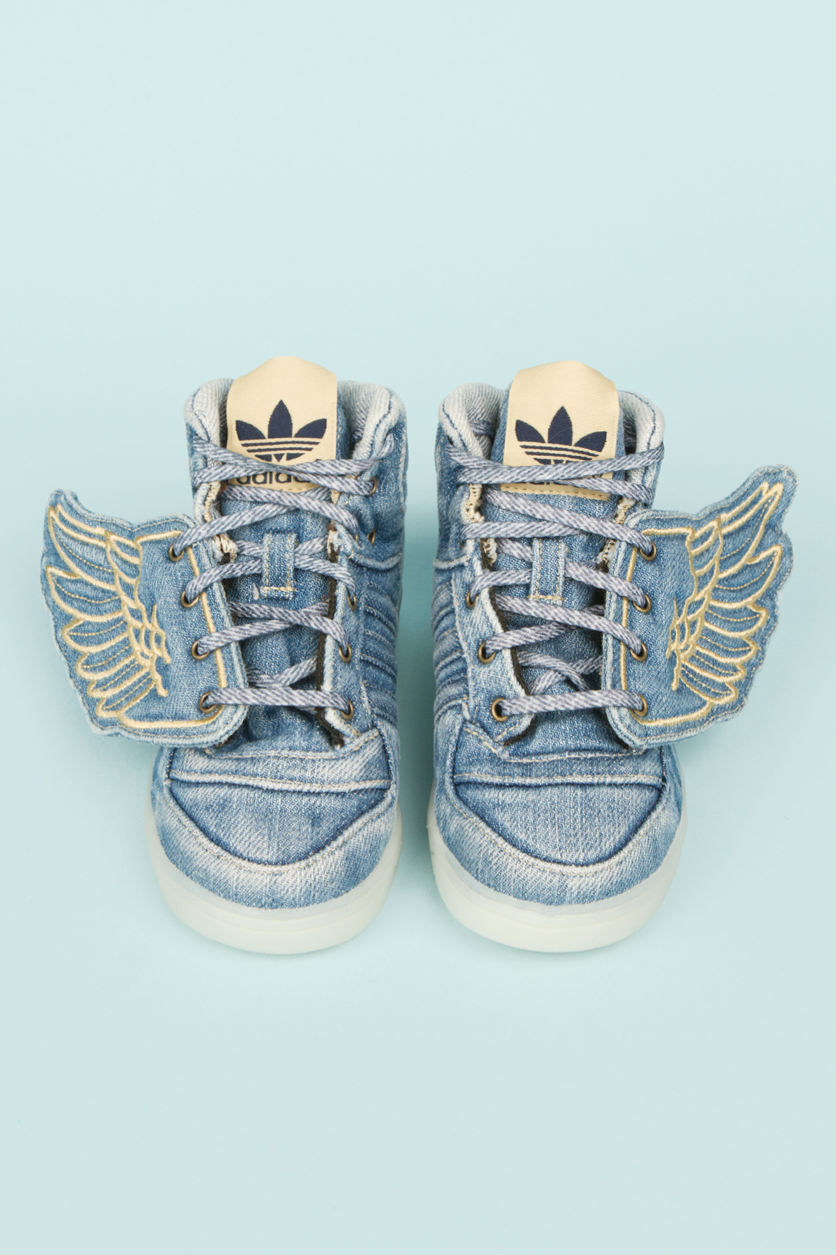 Jeremy Scott Adidas Originals Infant Denim Wings