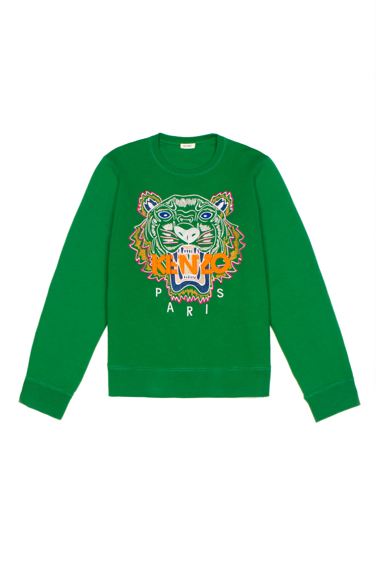 kenzo tiger embroidery sweater women kenzo opening ceremony. Black Bedroom Furniture Sets. Home Design Ideas