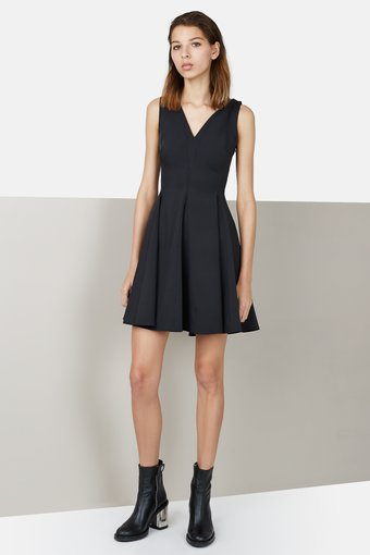 [OPENING CEREMONY]Tina Twill Penn Dress (Click to Search!)