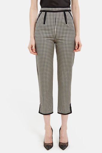 [ISA ARFEN]Classic Cropped Pants (Click to Search!)