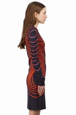 Christopher Kane Grid Face Dress th jpg
