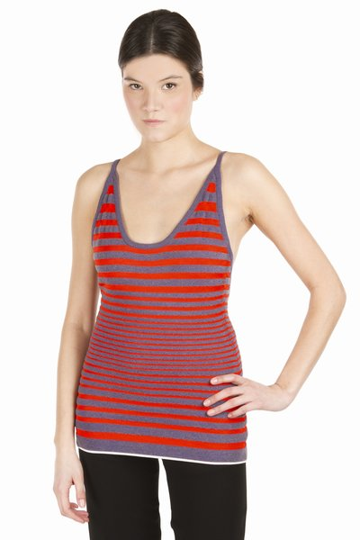 pop_53147_1Engineered striped tank 100067R12 PPL HAZE_HIBISCUS.jpg