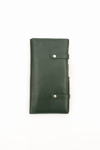 pop_8889_Kennedy Money Clip Wallet_Green - 1.jpg